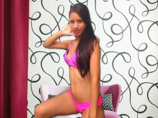 Picture of the sexy profile of AnaisChaude, for a very hot webcam live show !