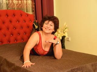 Velmi sexy fotografie sexy profilu modelky DivineDonna pro live show s webovou kamerou!