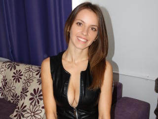 Photo de profil sexy du modèle KatnissKitty, pour un live show webcam très hot !