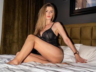 Velmi sexy fotografie sexy profilu modelky TessXsexy pro live show s webovou kamerou!