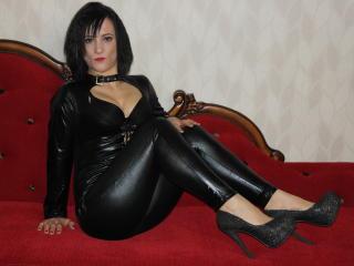 QueenSinner sexy and horny webcam girl