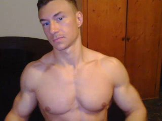 MuscularKev video chat