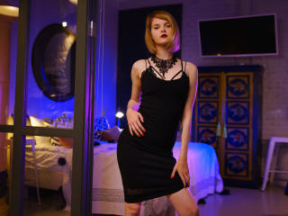 NinaDupont webcam striptease