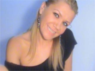 Velmi sexy fotografie sexy profilu modelky AimeeSex pro live show s webovou kamerou!