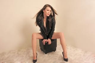 Photo de profil sexy du modèle AliceCore, pour un live show webcam très hot !