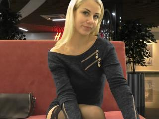 Photo de profil sexy du modèle AmyLovee, pour un live show webcam très hot !