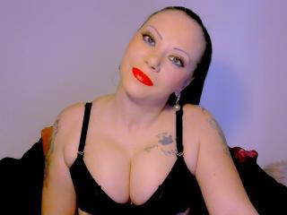 Foto de perfil sexy de la modelo AnneSensu, ¡disfruta de un show webcam muy caliente!