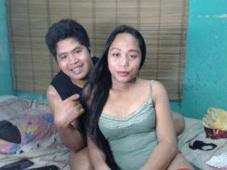 Hình ảnh đại diện sexy của người mẫu Asian69Couple để phục vụ một show webcam trực tuyến vô cùng nóng bỏng!