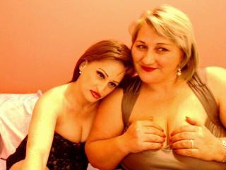 Foto del profilo sexy della modella AyannaMarry, per uno show live webcam molto piccante!