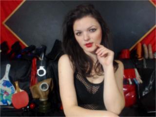 Sexy Profilfoto des Models BabeAnny, für eine sehr heiße Liveshow per Webcam!