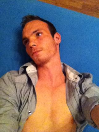 Picture of the sexy profile of BigDickJhonny, for a very hot webcam live show !