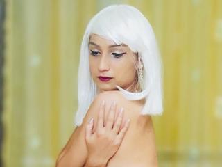 Velmi sexy fotografie sexy profilu modelky BlackTwinkle pro live show s webovou kamerou!