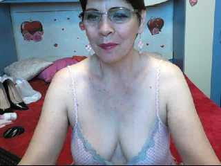 Photo de profil sexy du modèle BlueWildRose, pour un live show webcam très hot !