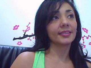 Sexet profilfoto af model CathyHorny, til meget hot live show webcam!