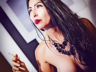 Photo de profil sexy du modèle CelesteFox69, pour un live show webcam très hot !