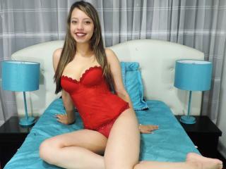 Hình ảnh đại diện sexy của người mẫu ChanellHot để phục vụ một show webcam trực tuyến vô cùng nóng bỏng!