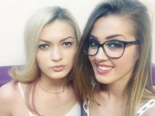 Foto van het sexy profiel van model CoquinnesChattes, voor een zeer geile live webcam show!