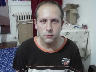 Picture of the sexy profile of CozmaBogdan, for a very hot webcam live show !