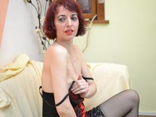 Picture of the sexy profile of DiscreteMature, for a very hot webcam live show !