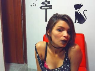 Picture of the sexy profile of EmillyHell, for a very hot webcam live show !