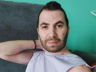 Picture of the sexy profile of EnddyHottx, for a very hot webcam live show !