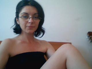 Picture of the sexy profile of EnigmaticKarla, for a very hot webcam live show !