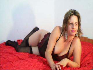 Picture of the sexy profile of EnigmaticWomanX, for a very hot webcam live show !