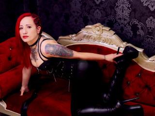 Foto de perfil sexy de la modelo ErzsebetzSexy, ¡disfruta de un show webcam muy caliente!