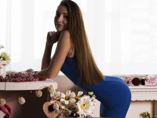 Foto de perfil sexy de la modelo EvaStorm, ¡disfruta de un show webcam muy caliente!