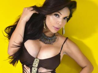 Foto de perfil sexy de la modelo Gislaine, ¡disfruta de un show webcam muy caliente!