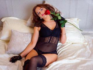 Velmi sexy fotografie sexy profilu modelky GoldieCody pro live show s webovou kamerou!