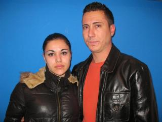 Picture of the sexy profile of hardcouple4you, for a very hot webcam live show !
