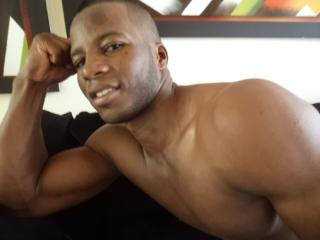 Picture of the sexy profile of HaroldForU, for a very hot webcam live show !