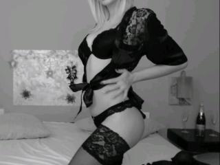 Velmi sexy fotografie sexy profilu modelky HottyClaireX pro live show s webovou kamerou!