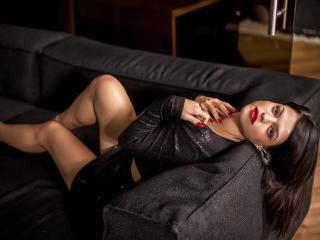 Velmi sexy fotografie sexy profilu modelky InnocentBela pro live show s webovou kamerou!