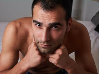 Picture of the sexy profile of JamalBehar, for a very hot webcam live show !