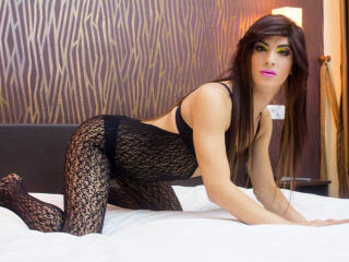 Picture of the sexy profile of JasmineRose, for a very hot webcam live show !