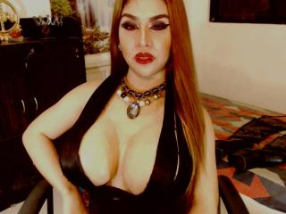 Photo de profil sexy du modèle JuicyCockShemale, pour un live show webcam très hot !