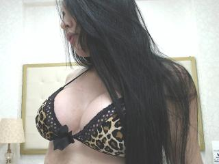 Photo de profil sexy du modèle KarinaKross, pour un live show webcam très hot !