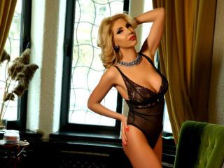 Velmi sexy fotografie sexy profilu modelky KassidyRyan pro live show s webovou kamerou!