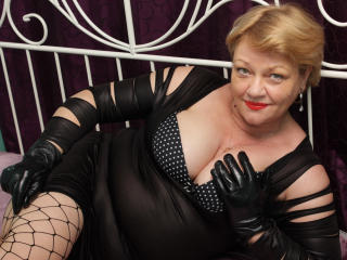 Photo de profil sexy du modèle LadyHoney, pour un live show webcam très hot !