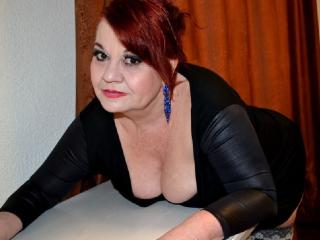 Picture of the sexy profile of LucilleForYou, for a very hot webcam live show !