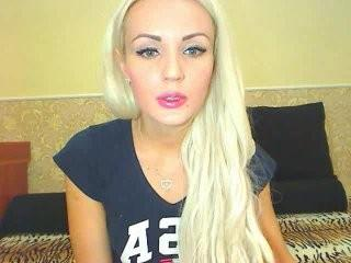 Picture of the sexy profile of Mabely, for a very hot webcam live show !