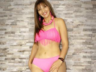 Model MatteAbbott'in seksi profil resmi, çok ateşli bir canlı webcam yayını sizi bekliyor!