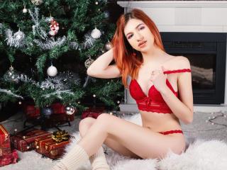 Velmi sexy fotografie sexy profilu modelky MelanyXCute pro live show s webovou kamerou!