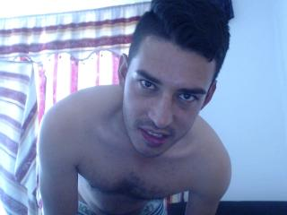 Picture of the sexy profile of MickeyAngelo, for a very hot webcam live show !