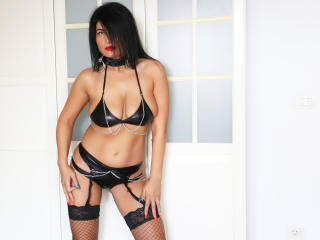 Photo de profil sexy du modèle MILFalicious, pour un live show webcam très hot !
