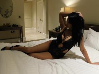 Velmi sexy fotografie sexy profilu modelky MissMariah pro live show s webovou kamerou!