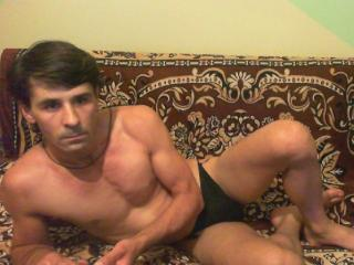 Picture of the sexy profile of NiceGayJackie, for a very hot webcam live show !