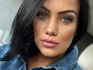 Foto de perfil sexy de la modelo NoaLove, ¡disfruta de un show webcam muy caliente!